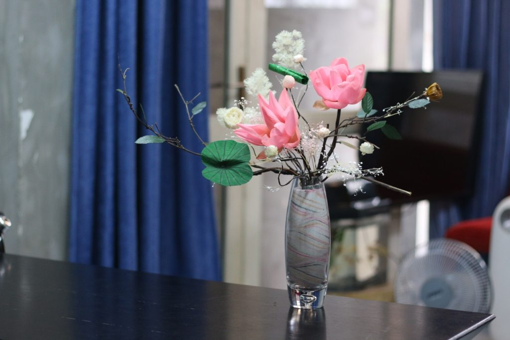 hướng dẫn bảo quản hoa khô đẹp