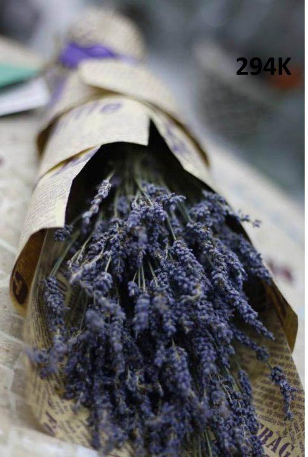 Bó hoa oải hương 01