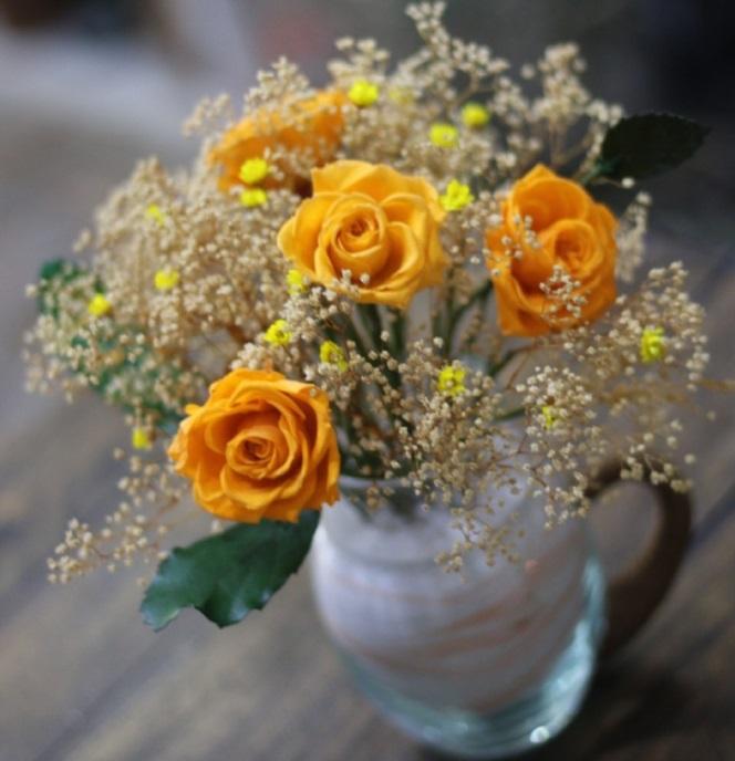 ý nghĩa hoa hồng cam