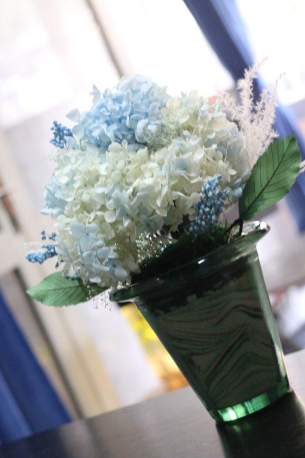 lọ hoa cẩm tú cầu