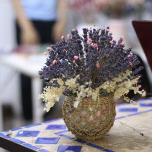 Lọ hoa lavender khô 03